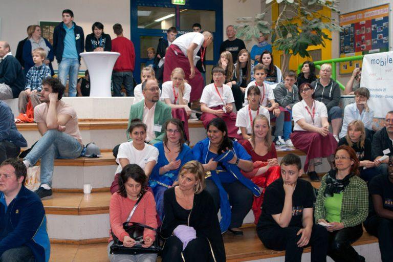 Auftaktveranstaltung JobPiloten Projektstart Lauterbachschule