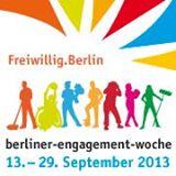 Dritte Berliner Engagement Woche 2013