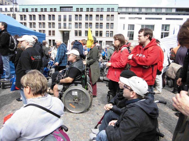 Fünfter Europäischer Protesttag 2014