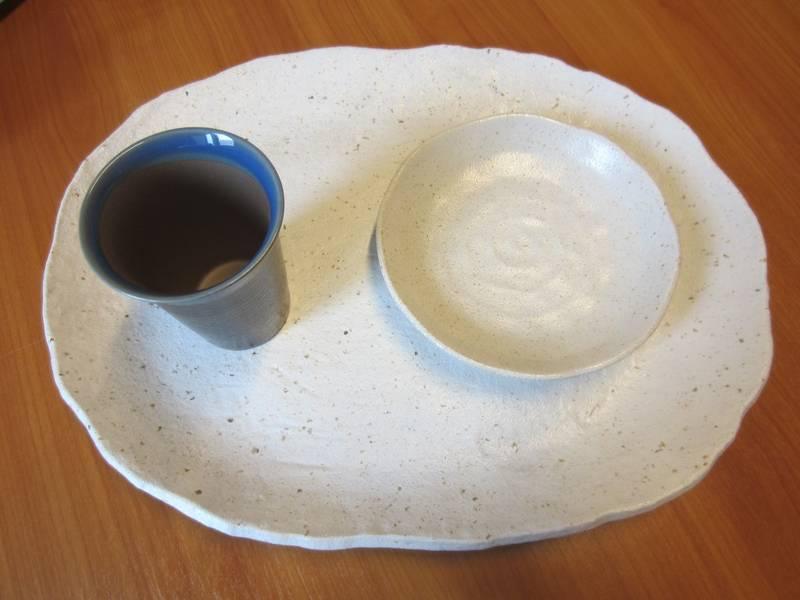 Sortiment japanisches Geschirr